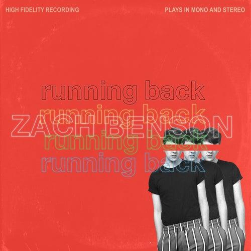 Running Back by Zach Benson