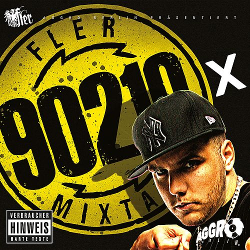 90210 Mixtape X de Fler