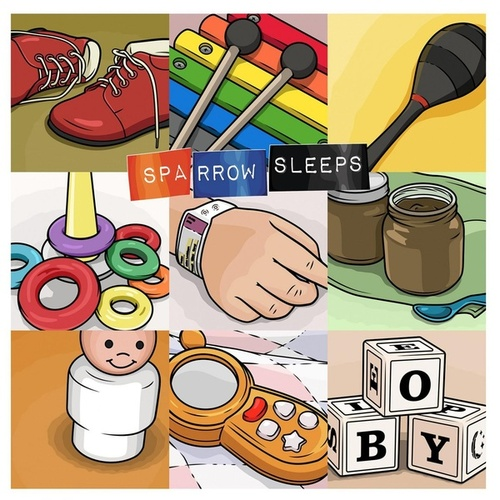 Newborn Snoring: Lullaby renditions of New Found Glory songs by Sparrow Sleeps