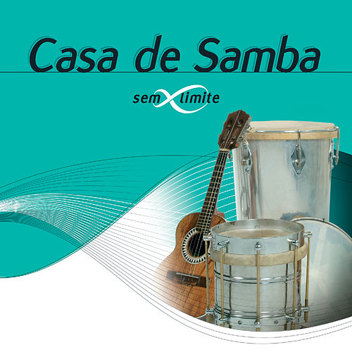 Casa De Samba Sem Limite (Ao Vivo) de Various Artists