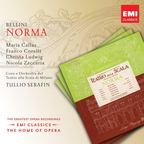 Bellini: Norma de Tullio Serafin