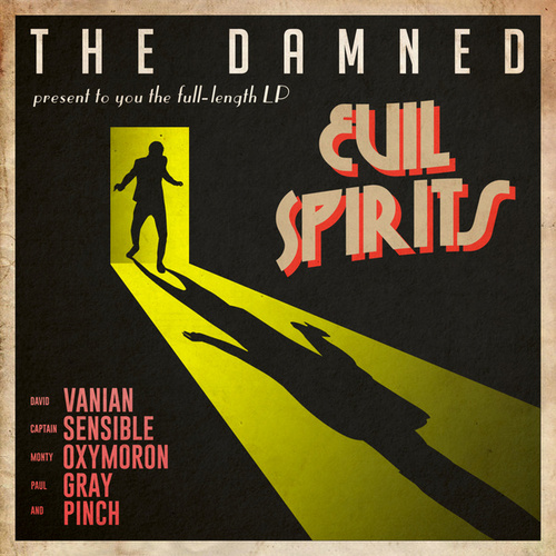 Evil Spirits de The Damned