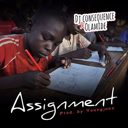 Assignment by DJ Consequence
