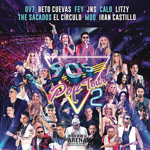 90's Pop Tour, Vol.2 (En Vivo) de Various Artists