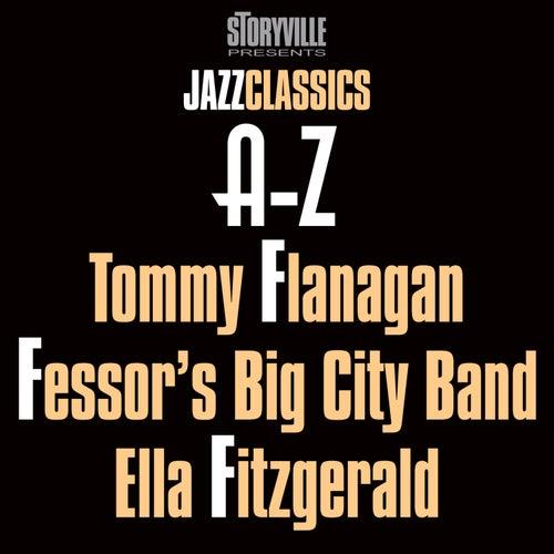 Storyville Presents The A-Z Jazz Encyclopedia-F de Various Artists