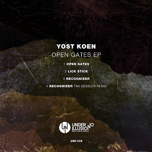 Open Gates EP de Yost Koen