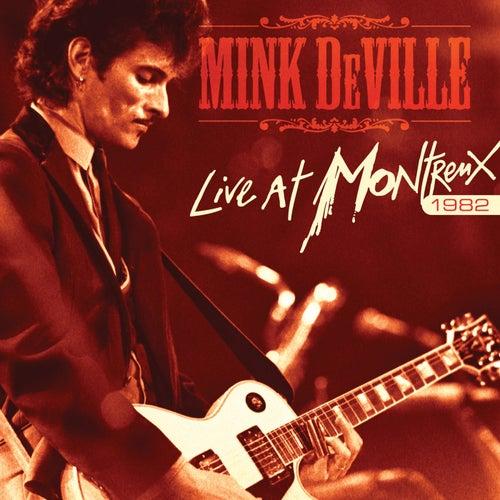 Live at Montreux 1982 de Mink DeVille