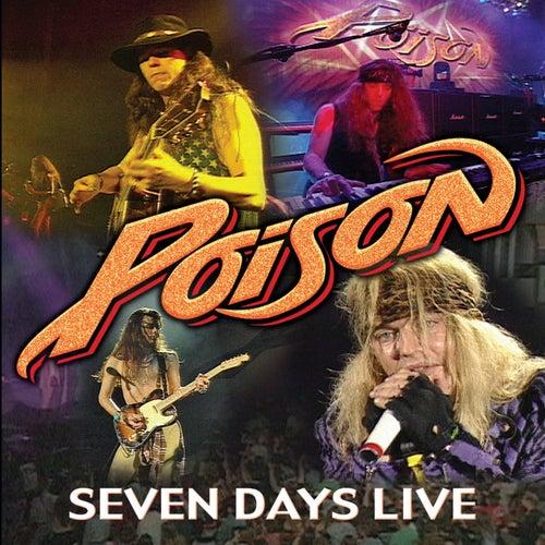 7 Days Live von Poison