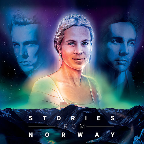Stories From Norway: Mette-Marit Av Norge by Ylvis