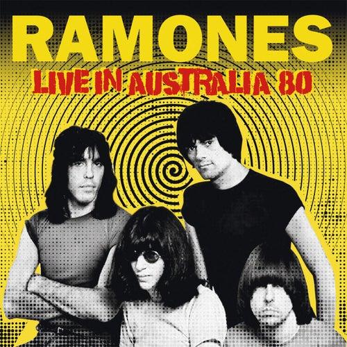 Live in Australia '80 de The Ramones