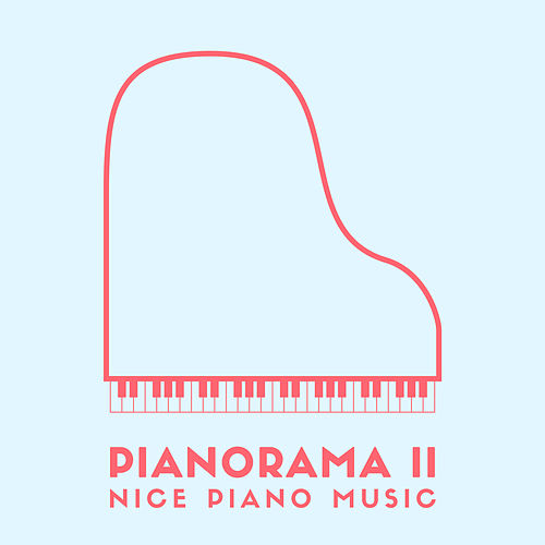 Pianorama II: Nice Piano Music von Various Artists