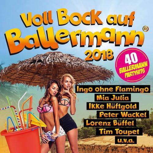 Voll Bock auf Ballermann 2018 von Various Artists