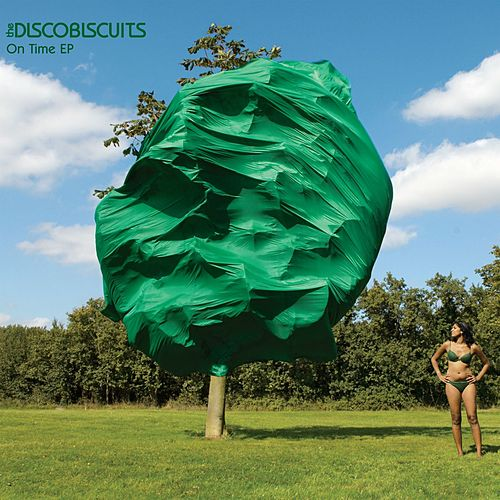 On Time EP by The Disco Biscuits