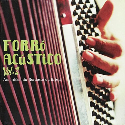 Forró Acústico Vol. 2 - Accordéon du Nordeste du Brésil von Various Artists
