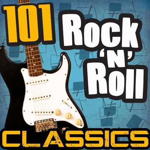 101 Rock 'N' Roll Classics de Various Artists