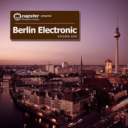 Napster pres. Berlin Electronic, Vol. 1 von Various Artists