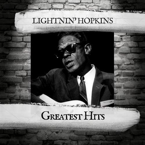 Greatest Hits by Lightnin' Hopkins