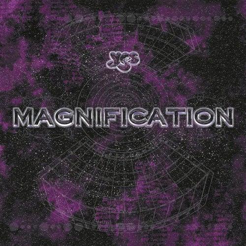 Magnification von Yes