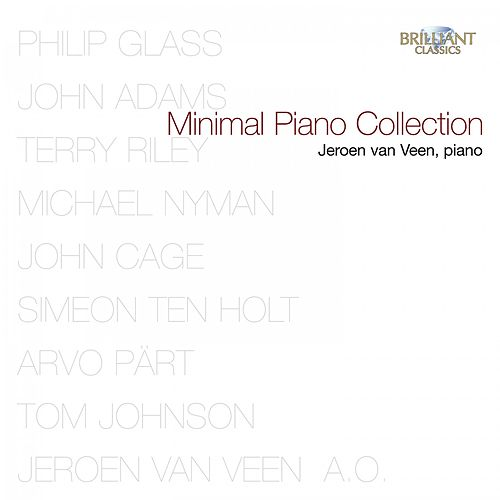 Minimal Piano Collection de Jeroen van Veen