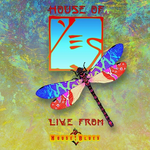 House of Yes: Live from House of Blues de Yes