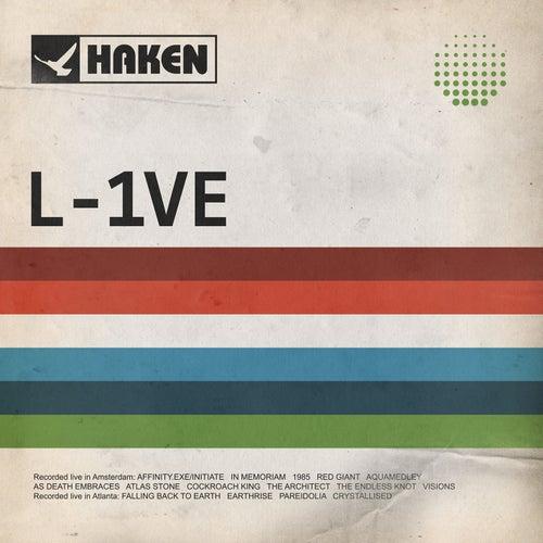L-1VE (Live in Amsterdam 2017) de Haken