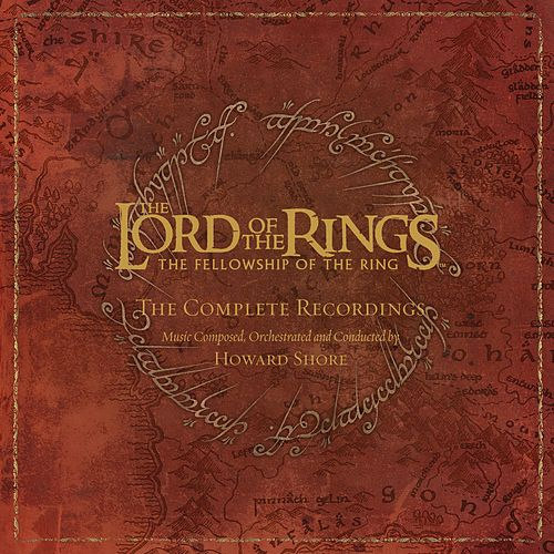 The Lord Of The Rings: The Fellowship Of The Ring - The Complete Recordings de Various Artists