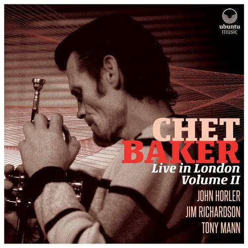 Chet Baker Live in London Volume II de Chet Baker