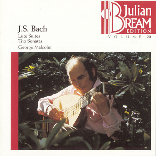 Bream Collection Vol. 20 - J.S. Bach Lute Suites, Trio Sonatas fra Johann Sebastian Bach