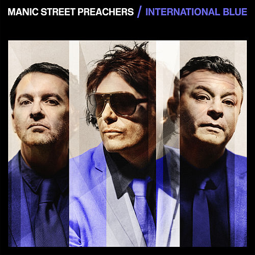 International Blue by Manic Street Preachers