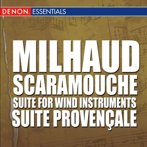 Milhaud: Scaramouche - Suite for Wind Instruments - Suite Provençale de Various Artists