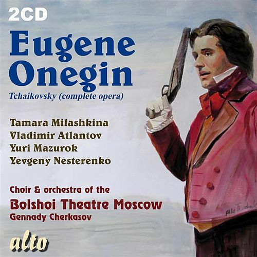 Tchaikovsky: Eugene Onegin de Various Artists
