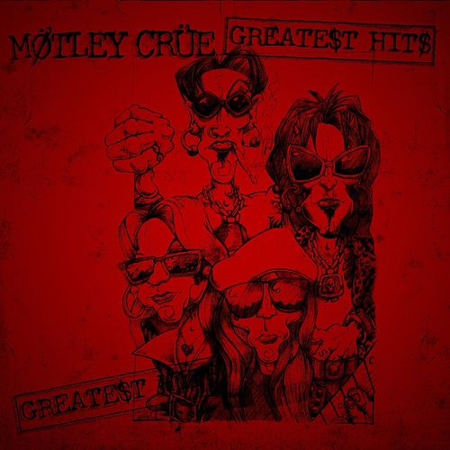 The Greatest Hits de Motley Crue