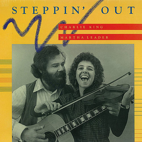 Steppin' Out with Martha Leader by Charlie King