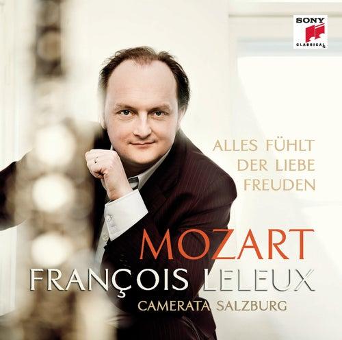 Mozart: Werke für Oboe und Orchester von François Leleux