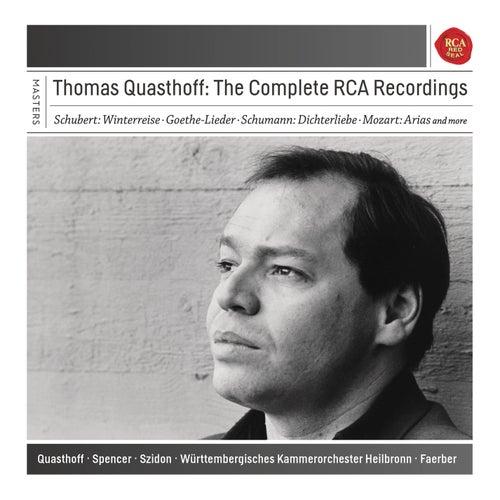 Thomas Quasthoff: The Complete RCA Recordings von Thomas Quasthoff