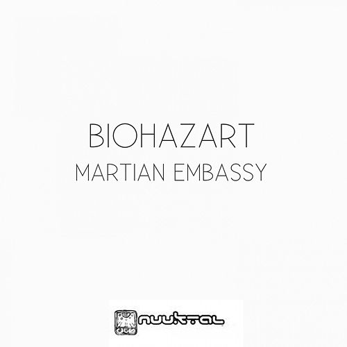 Martian Embassy de Biohazart