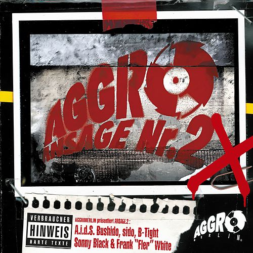 Aggro Ansage Nr. 2 X de Various Artists