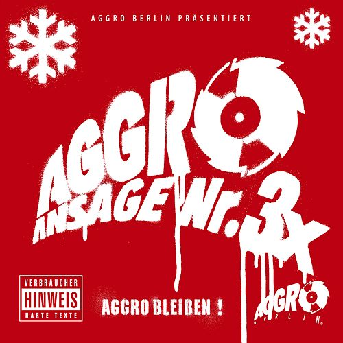 Aggro Ansage Nr. 3 X von Various Artists