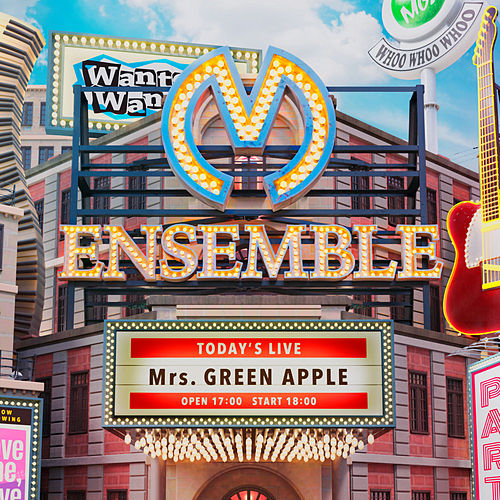 Ensemble de Mrs. Green Apple