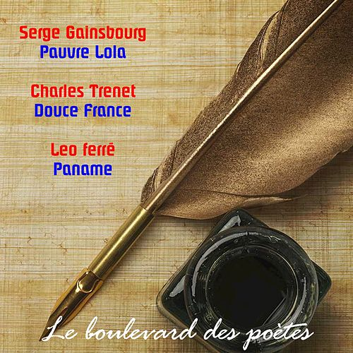 Le boulevard des poètes de Various Artists