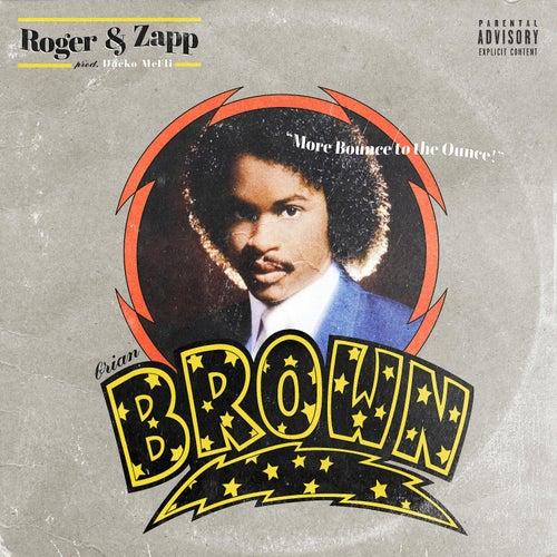 Roger & Zapp de Brian Brown