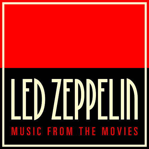 Led Zeppelin Music from the Movies de Soundtrack Wonder Band