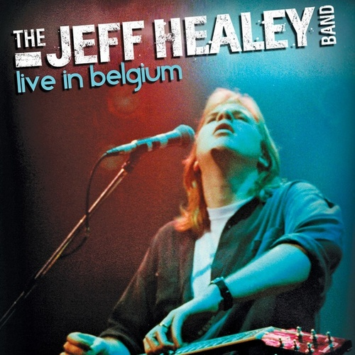Live in Belgium by Jeff Healey