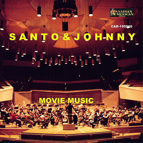 Movie Music by Santo and Johnny