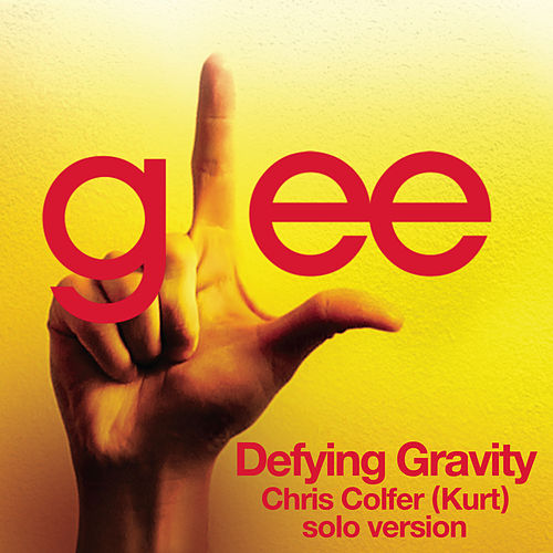 Defying Gravity (Glee Cast - Kurt/Chris Colfer solo version) de Glee Cast