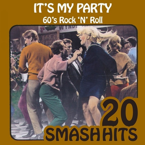 60's Rock 'N' Roll - It's My Party de Various Artists