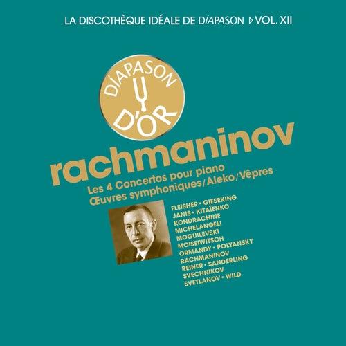 Rachmaninov: Symphonies et concertos pour piano - La discothèque idéale de Diapason, Vol. 12 by Various Artists