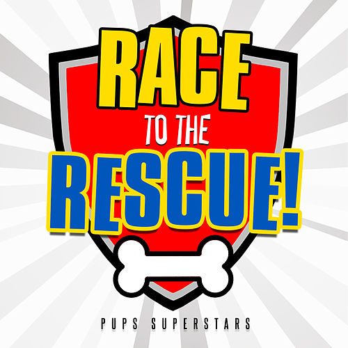 Race to the Rescue! di Pups Superstars