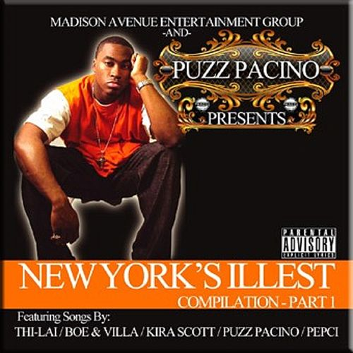 Puzz Pacino Presents: New York's Illest Compilation, Pt. 1 by Various Artists