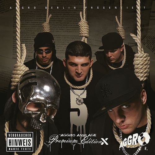 Aggro Ansage Nr. 5 X (Premium Edition) von Various Artists